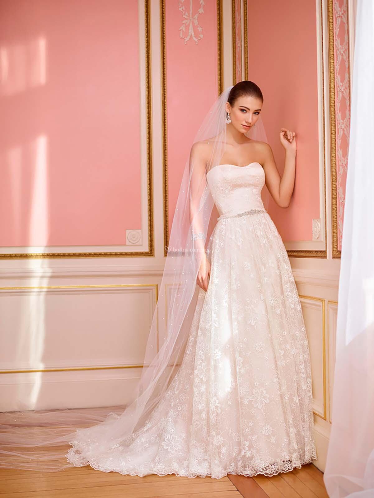 Vestido de Novia de Mon Cheri Bridals - 217229