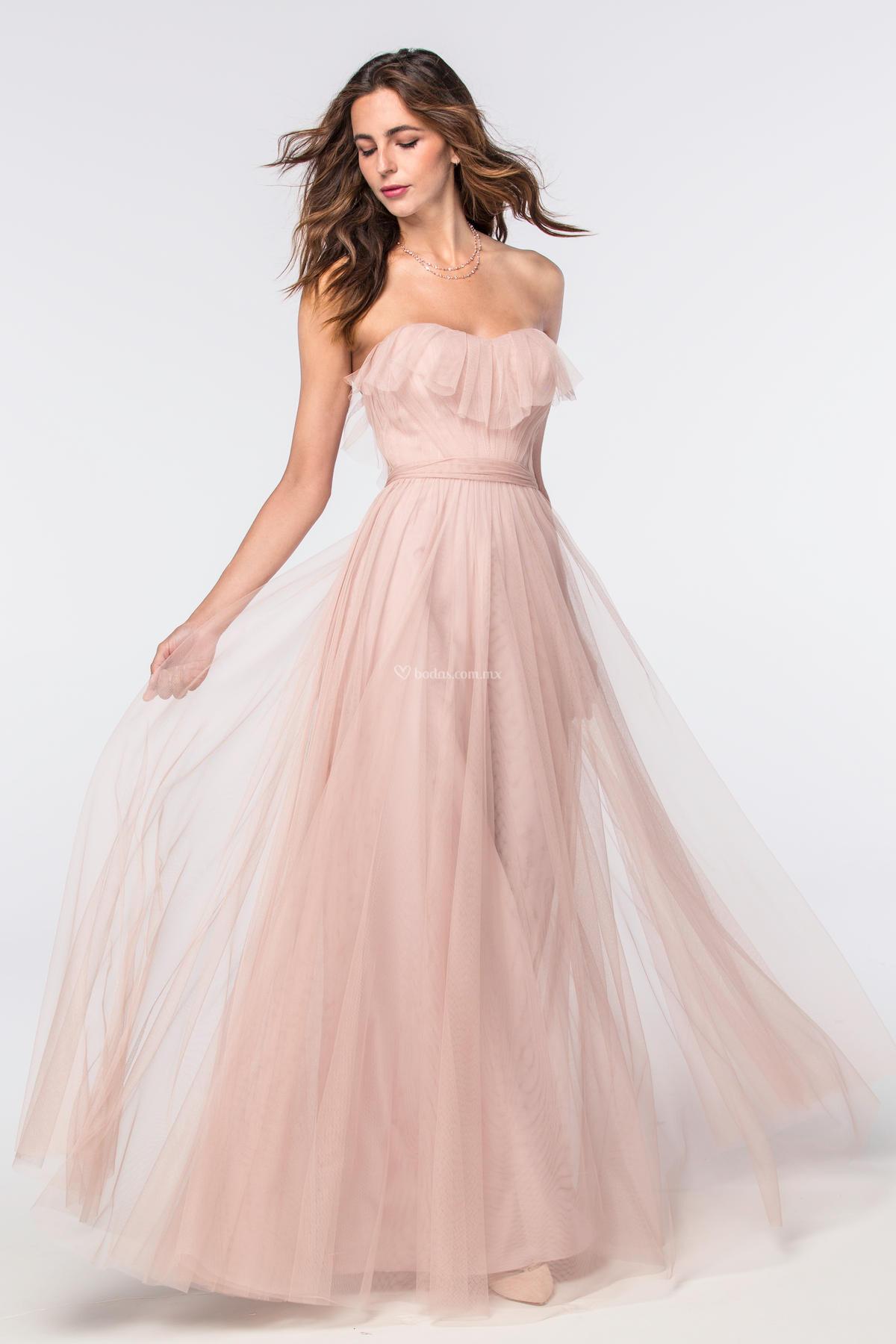 Fantástico Vestido De Novia Perla Adorno - Colección de Vestidos de ...