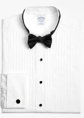 376Q White, Brooks Brothers