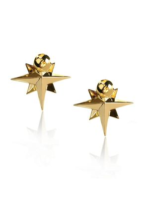 Compass Earrings, Cristina Ramella