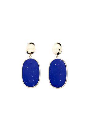 SHELL LAPISLAZULI, Felina Jewelry