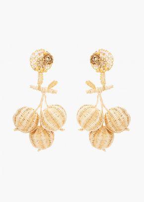 CONCRETE EARRINGS, Felina Jewelry