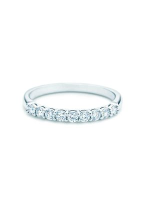 shared setting band ring, Tiffany & Co.