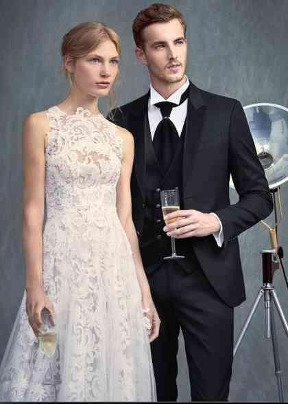 CP 008, Carlo Pignatelli Sartorial Wedding