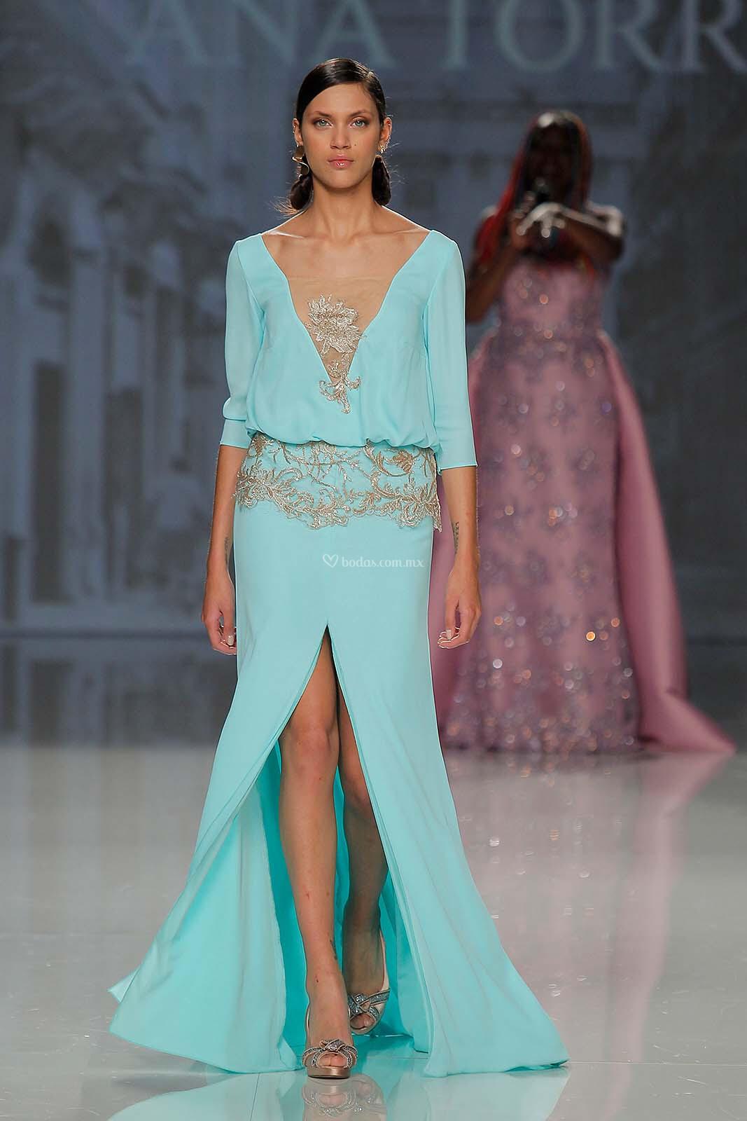 Vestidos de Fiesta de Ana Torres - Bodas.com.mx