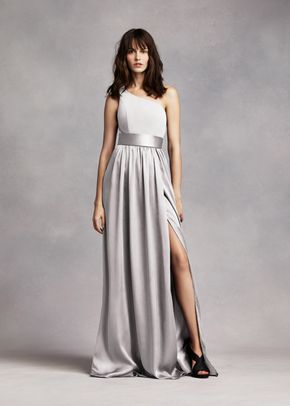 8000523, David's Bridal: White By Vera Wang