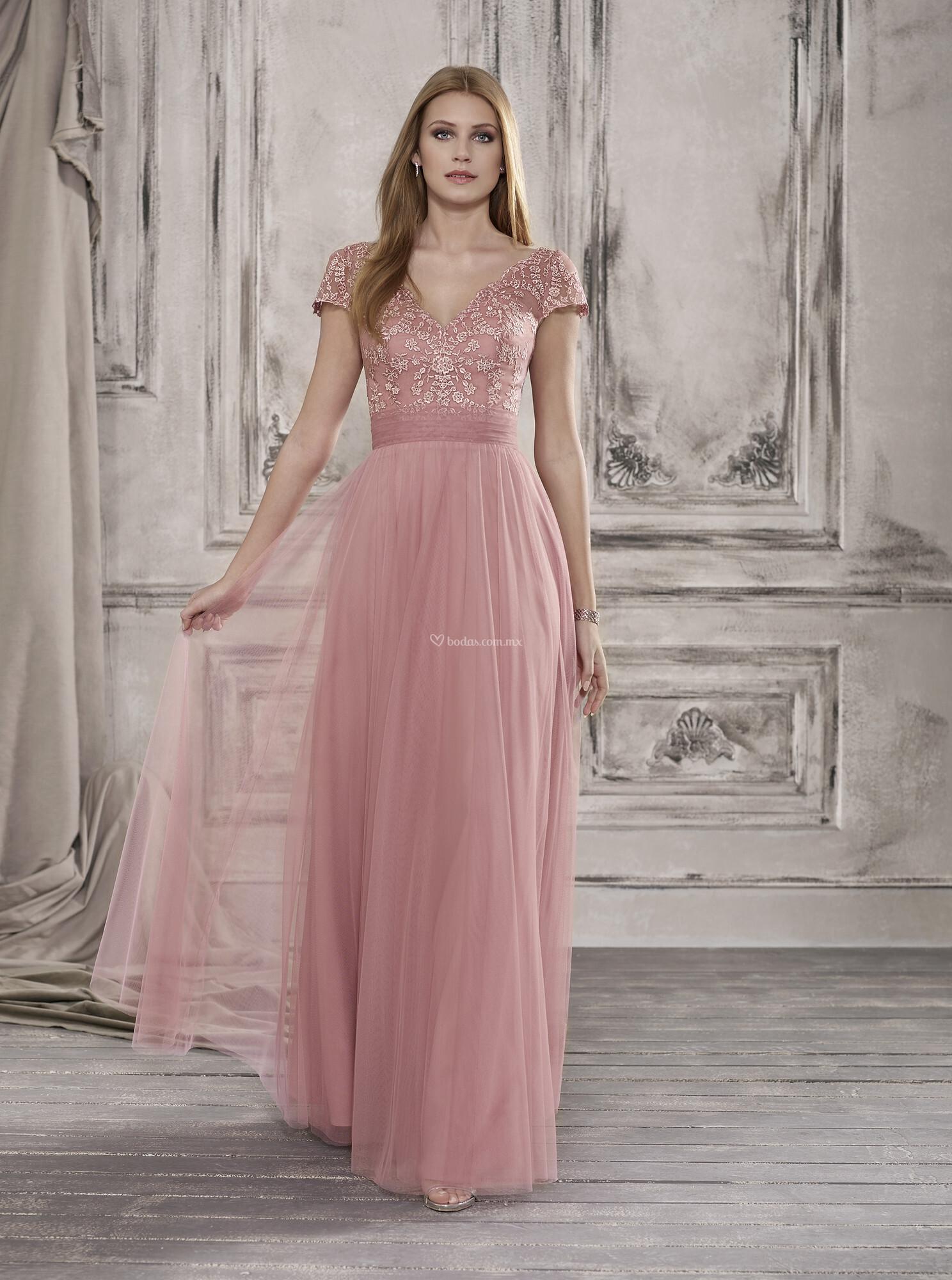 Vestidos de fiesta para una boda 2018