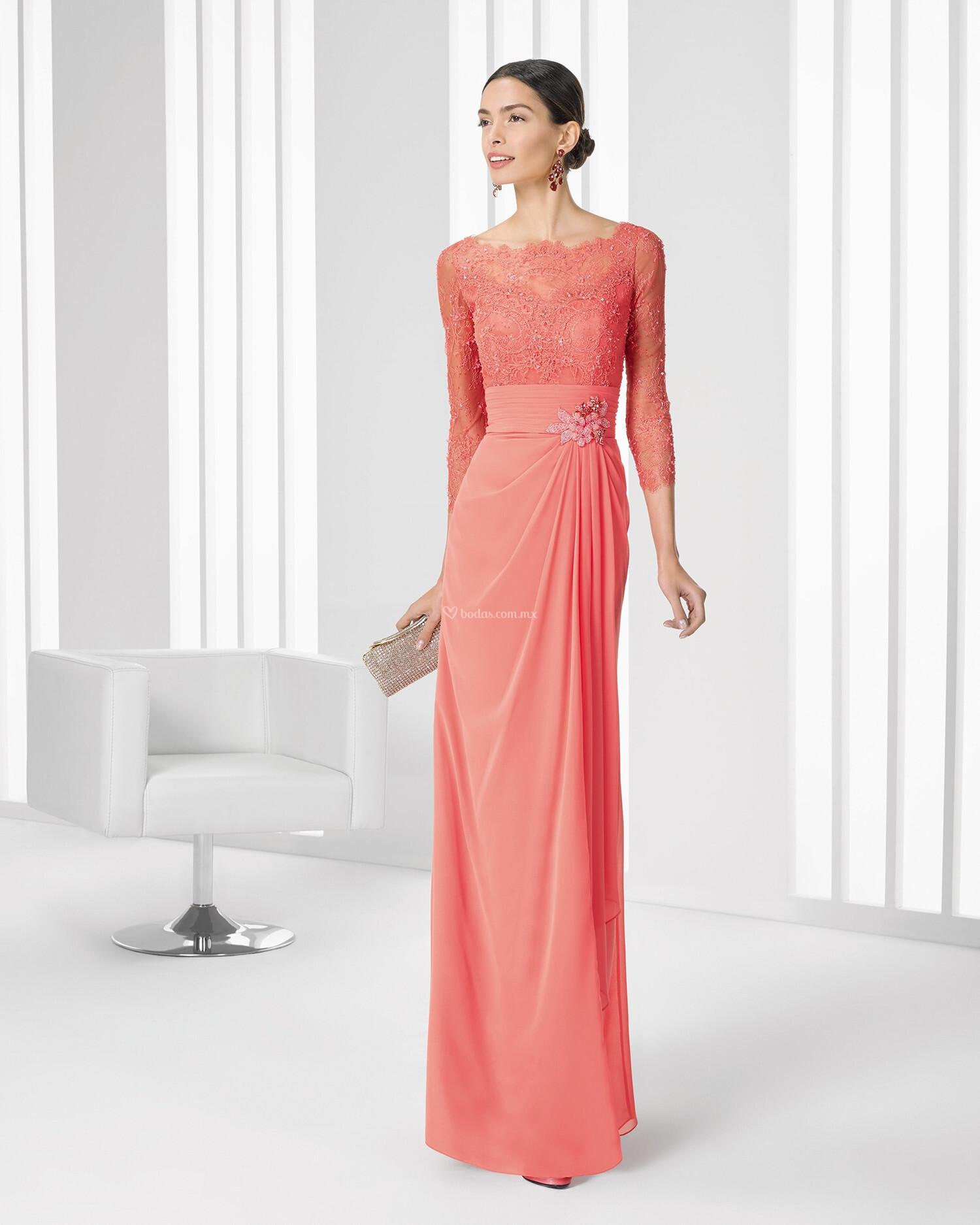 Perfecto Vestido De Novia Conservadora Motivo - Colección de ...