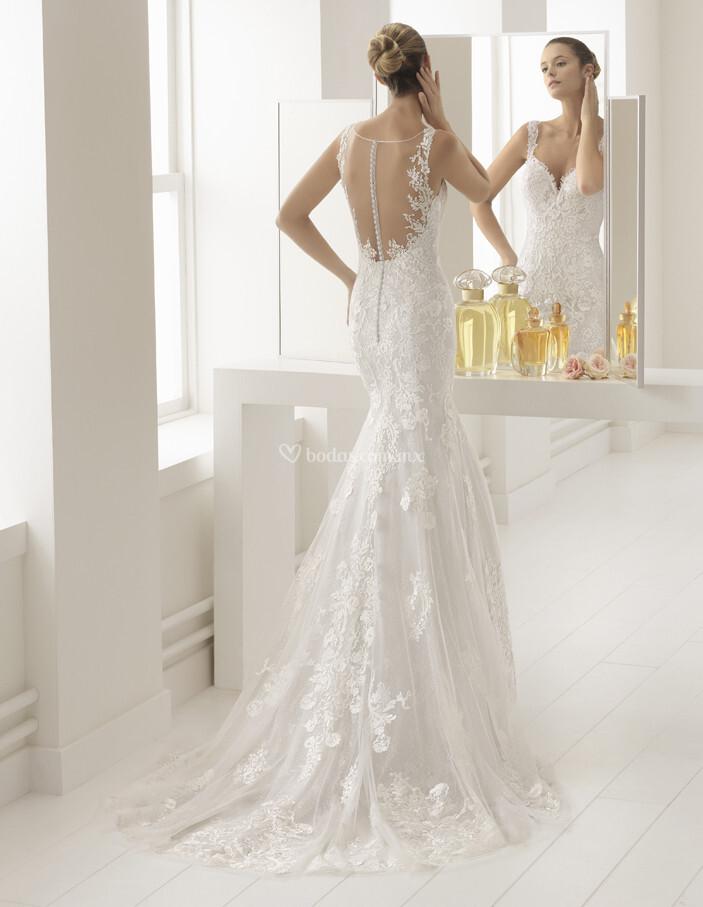 vestidos de novia escote en v - página 96 - bodas.mx