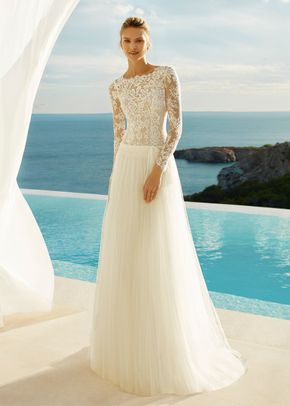 IV1195, Beside Couture By Gemy