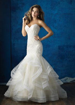 9364, Allure Bridals
