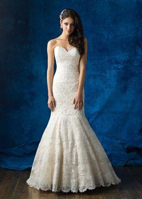9365, Allure Bridals