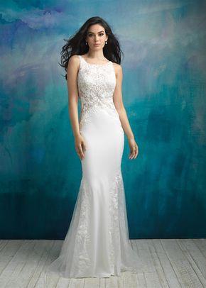 9503, Allure Bridals