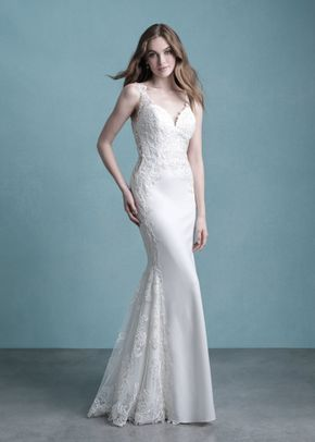 9768, Allure Bridals