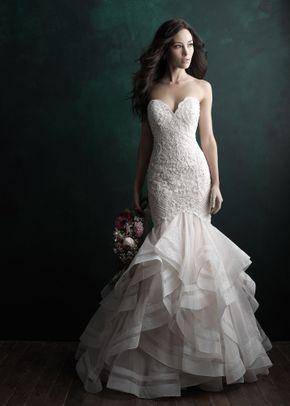 C507 , Allure Bridals