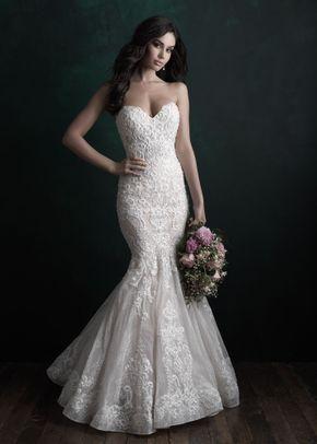 C510 , Allure Bridals