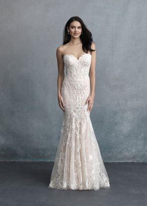 C589, Allure Bridals