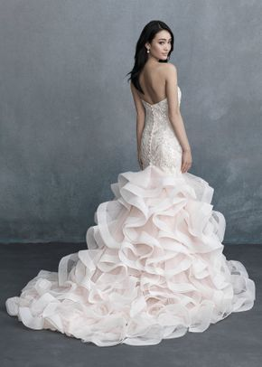 C593, Allure Bridals