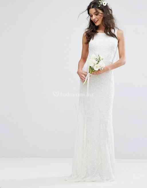 12, Asos Bridal