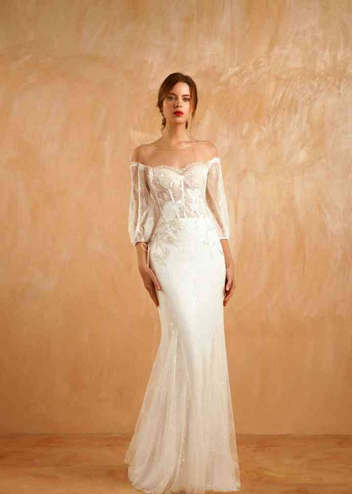 IV1270, Beside Couture By Gemy