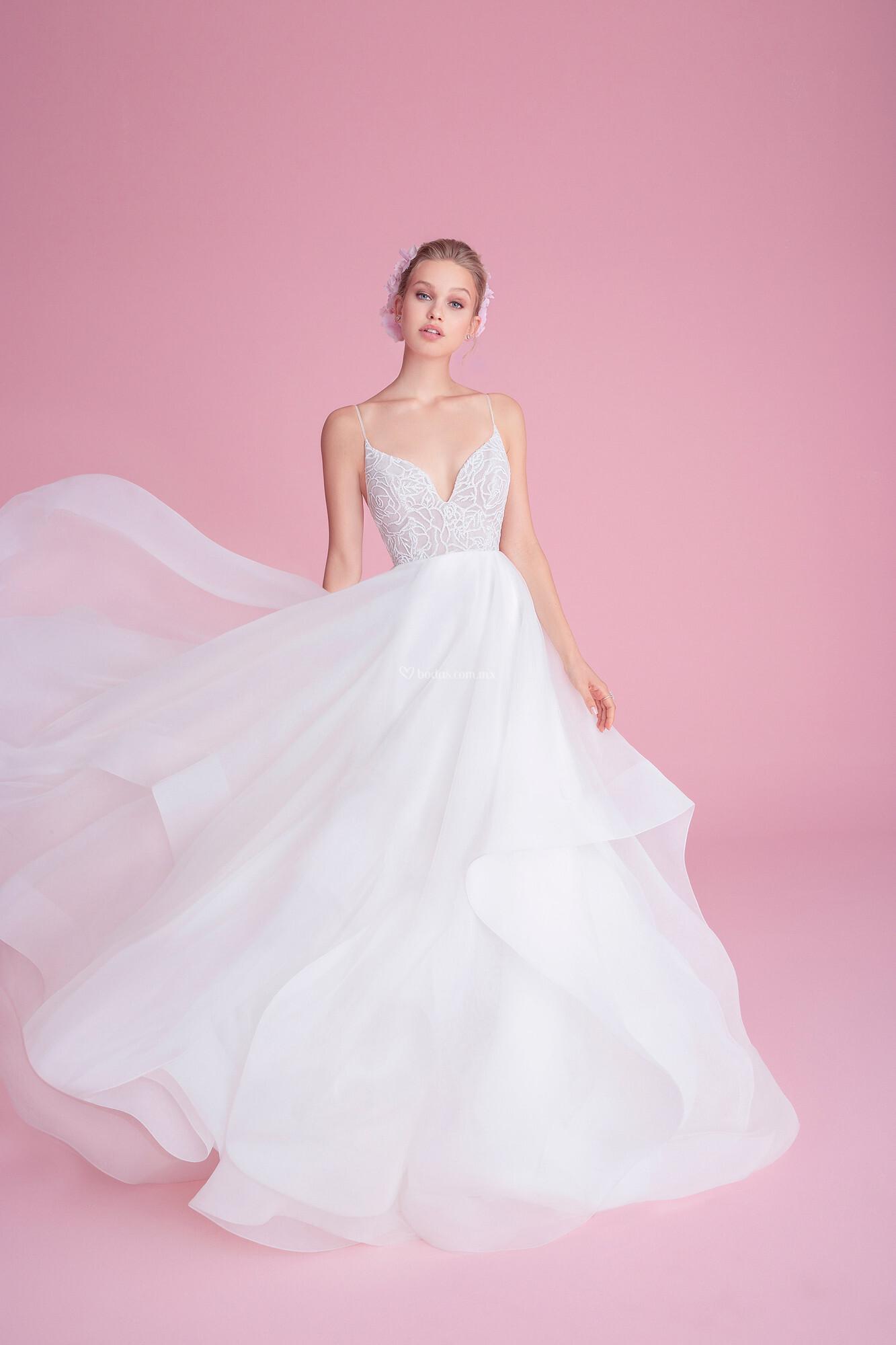Vestido de Novia de Blush by Hayley Paige - PERRI
