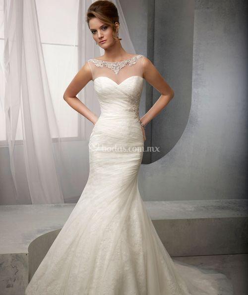 Los 10 vestidos de novia más gustados 2014 1
