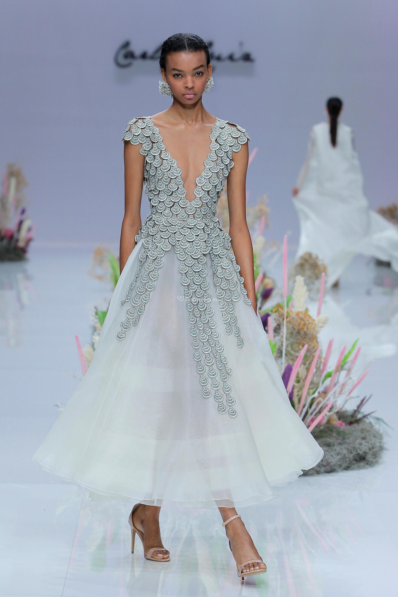 Vestidos de Novia de Carla Ruiz - Bodas.com.mx