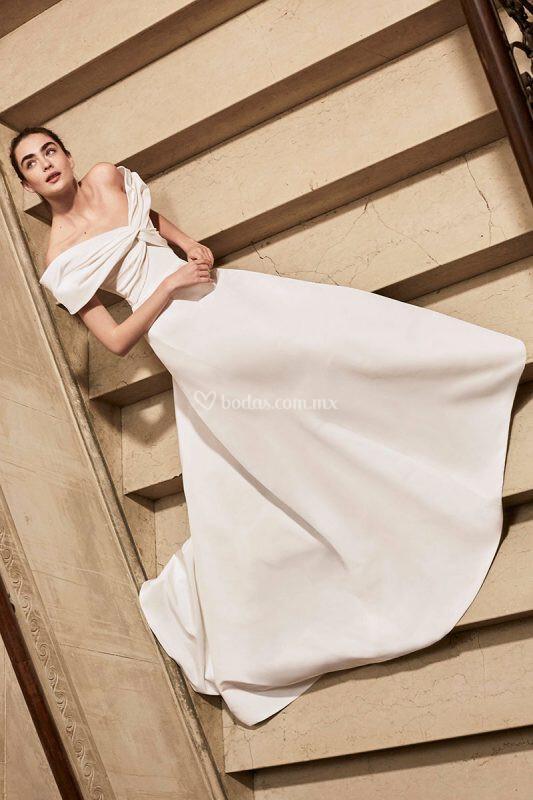 vestidos de novia de carolina herrera - bodas.mx