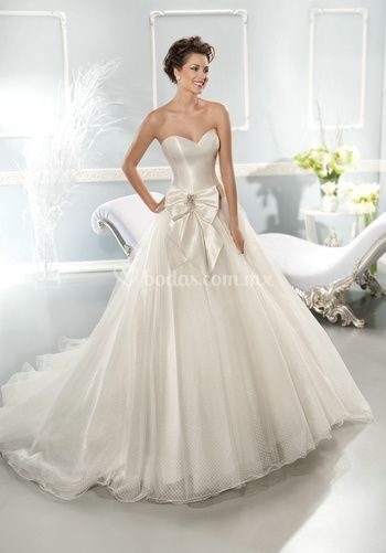 Los 10 vestidos de novia más gustados 2014 6
