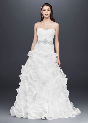 8000081, David's Bridal: Galina Signature