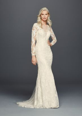8000192, David's Bridal: Galina Signature