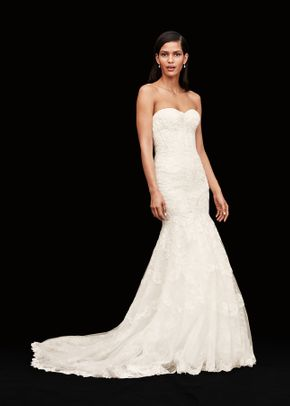 8000195, David's Bridal: Galina Signature