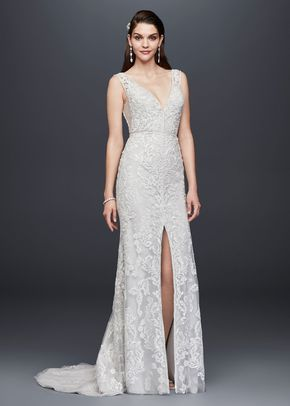 8001091, David's Bridal: Galina Signature