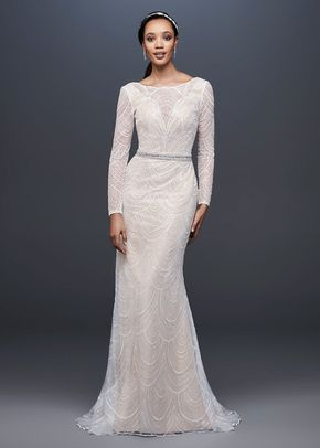 8001353, David's Bridal: Galina Signature