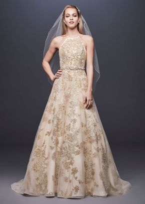 8001373, David's Bridal: Galina Signature