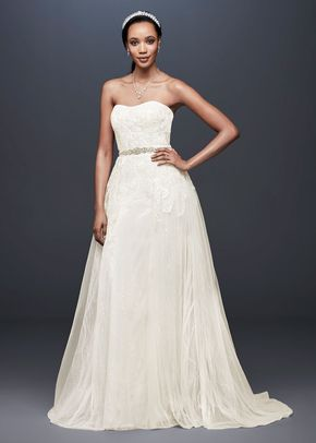 8001374, David's Bridal: Galina Signature