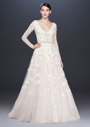 8001891, David's Bridal: Galina Signature