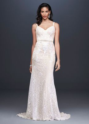 8001937, David's Bridal: Galina Signature