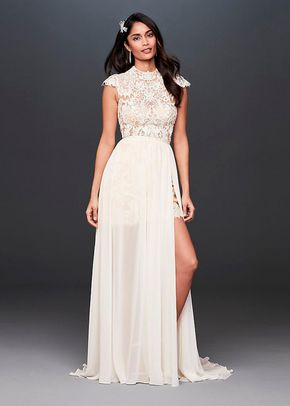 8002432, David's Bridal: Galina Signature