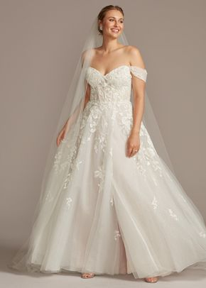 8002793, David's Bridal: Galina Signature