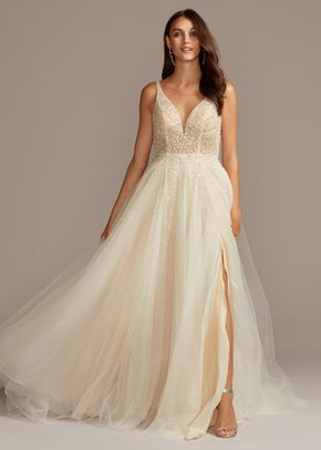 8002795, David's Bridal: Galina Signature