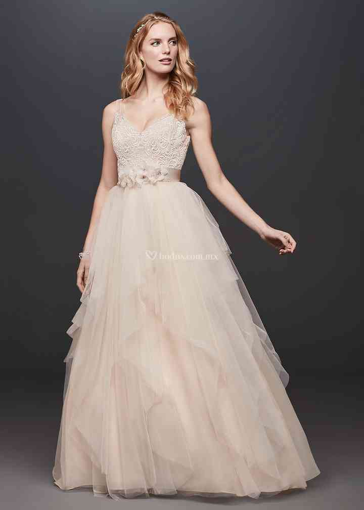 8001362, David's Bridal: Galina