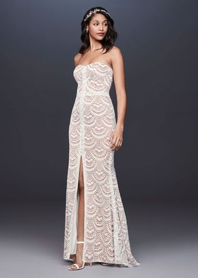 8002095, David's Bridal: Galina