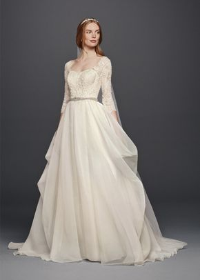 8000097, David's Bridal: Oleg Cassini