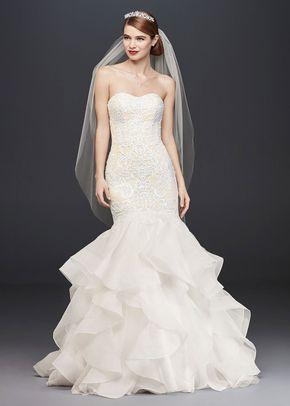 8000331, David's Bridal: Oleg Cassini
