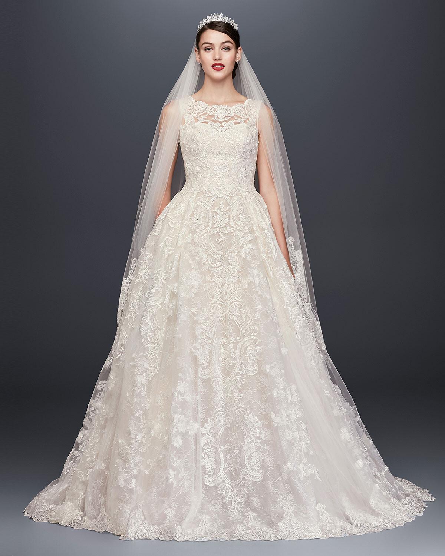 BridalOleg De Novia Cassinimx Vestidos David's QCxeWdBor