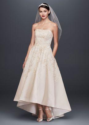 8001020, David's Bridal: Oleg Cassini