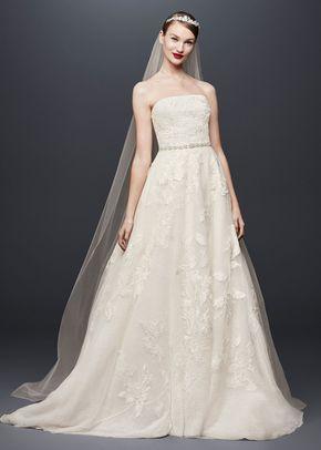 8001365, David's Bridal: Oleg Cassini