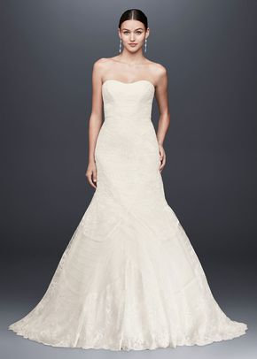 8000569, David's Bridal: Truly Zac Posen