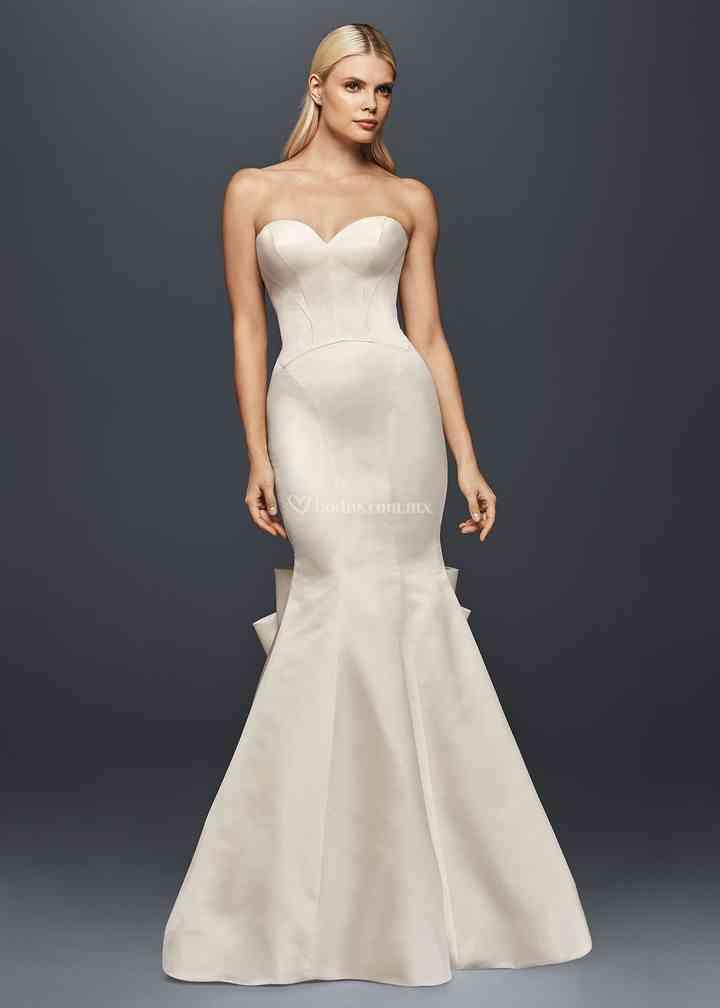 8000574, David's Bridal: Truly Zac Posen